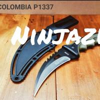 pisau kerambit colombia 1337