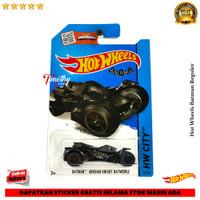 Hotwheels Batman Arkham Knight Batmobile Hitam