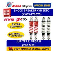 Shock Breaker Belakang KAYABA KYB Zeto Motor Jupiter Z , Vega R