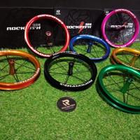 whellset velg alloy sepeda pushbike / balancebike