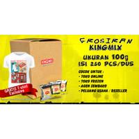 Bumbu Tabur Kingmix Kuning Grosir 100 g