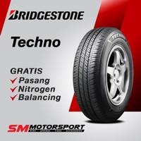 Bridgestone Techno 70 195/70 R14 14 91S Ban Innova,Kijang Krista