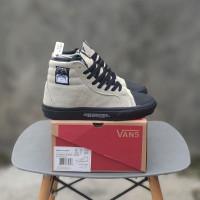 Sepatu Vans Sk8 HI Former Suede Bone ORI Premium BNIB Quality