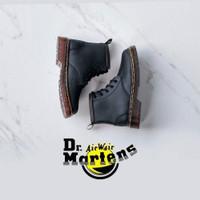 Sepatu Boot Anak Dr.Martens Sepatu Boot Anak Tanggung Sepatu Anak - Hitam, 26