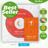 Microsoft Office 365 Original - w/ DVD, For Windows