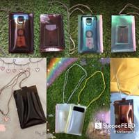 Tas selempang handphone new normal / Dompet kalung leher / pouch hand