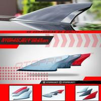 otoproject antena mobil shark fin hiu 4.0 brio jazz hrv mobilio