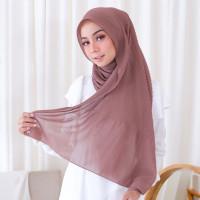 Hijab Pashmina Plisket Shawl Diamond