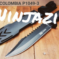 pisau hunting colombia 1049