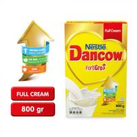Dancow Fortigro Full Cream/ Instant/ Coklat 800 g 800gram
