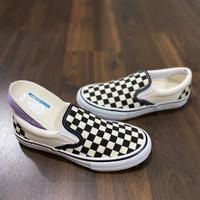 Vans Slip On Pro Checkerboard Global