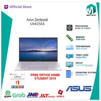 Asus Zenbook UX425EA BM752TS i7 1165G7 16GB 512ssd Iris Xe W10+OHS 14.