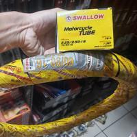 ban luar ban dalam swallow 60 90 16 225 ring 16 sepaket not duro