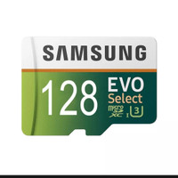 Micro SD HC 128gb EVO Plus clas 10 memory card samsung