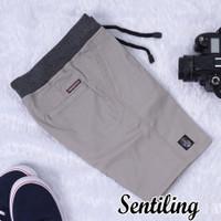 Celana Pendek Pria Model Pinggang karet