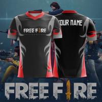 jersey gaming free fire murah 2021