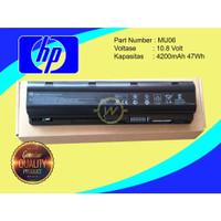BATERAI LAPTOP HP COMPACQ ORIGINAL CQ42 CQ43 CQ57 Pavilion G4 G6