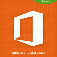 Office 365 - GLOBAL ADMIN - For 10k user