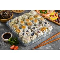 DIMSUM MAFIA MIX SALMON/ Dimsum Halal/ Frozen food/ JATINANGOR