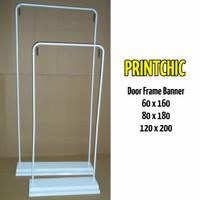 Standing Door Frame 60x160 | Door Frame Banner