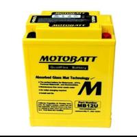 Aki Motobatt Quadflex MB12U | Aki Motor Aprilia Atlantic Leonardo