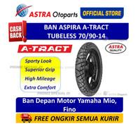 Aspira Maxio A-tract 70/90-14 Tubeless 15-70/9014-ATRACT)