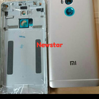 Backdoor Backcover Xiaomi Redmi 4 Pro Prime Tutup Belakang Batre