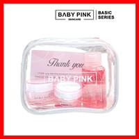 BABYPINK BABY PINK SKINCARE BASIC SERIES ORIGINAL BPOM
