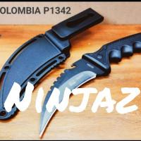 pisau kerambit colombia 1342