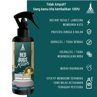 Racoon Spray Anti Kutu Kasur dan Tungau spray tahan 6 bulan