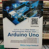 buku aplikasi akuisisi data sensor dengan arduino uno 2021 original