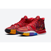 Sepatu Basket Nike Kyrie 7 Icon Of Sports Red Blue Yellow