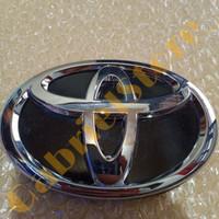 emblem logo ban serep belakang Toyota Rush