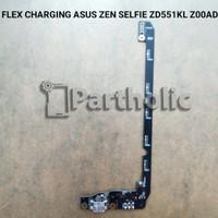 FLEXIBLE / FLEKSIBEL CHARGING ASUS ZEN SELFIE ZD551KL Z00AD