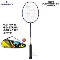 Full Set Raket Badminton Yonex Astrox 39 / Astrox39 4U G5