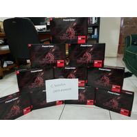 Powercolor rx570 / rx 570 8gb red dragon