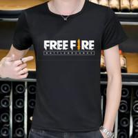 COD T-SHIRT KAOS PRIA FREE FIRE GAME TREND TERMURAH