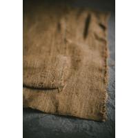 kain Burlap dari karung goni bekas rustic recycle props foto