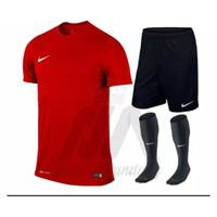 Paket Baju Celana Futsal Sepak bola jersey Dan Kaos kaki ALLSIZE