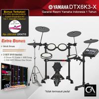 Drum Elektrik Yamaha DTX6K3-X / DTX6K3X / DTX 6 K3X / 6K3 / 6K3X