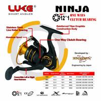 reel pancing luke ninja 6000 one way murah laris semarang