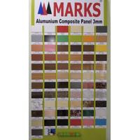 MARKS PVDF 0.30 mm / 4 mm (Semua Warna)