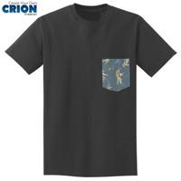 Kaos Space Astronaut Series dengan Kantong - By Crion