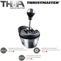 THRUSTMASTER TH8A ADD-ON SHIFTER - Hitam