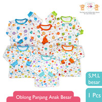 LIBBY SALE 1 PCS Oblong Panjang Anak Besar Motif (1 pcs)