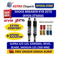 Shock Breaker KYB ZETO Supra X Supra X 125 Karisma Revo Blade Shogun