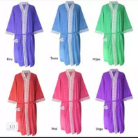 baju kimono handuk dewasa pria dan wanita baju mandi kimono