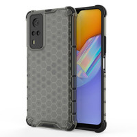 VIVO Y51 2020 SOFT CASE RUGGED ARMOR HONEYCOMB SERIES