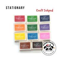 Bak Cap Anak- Bak Stempel Warna Warni - Stamp Pad - Craft Inkpad
