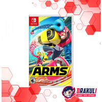 SWITCH ARMS (Asia/English)